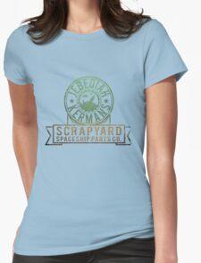 Kerbal Space Program - Jebs Scrapyard Womens Fitted T-Shirt