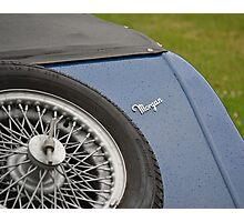 Morgan Plus 4 Roadster Photographic Print