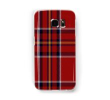 00395 Brodie (W & A Smith) Clan/Family Tartan  Samsung Galaxy Case/Skin