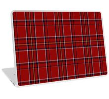 00395 Brodie (W & A Smith) Clan/Family Tartan  Laptop Skin