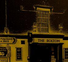 The Bolton Inn Of Brixham Sticker