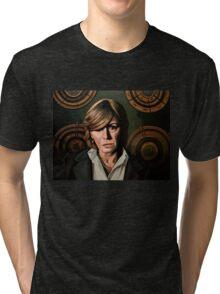 Marianne Faithfull Painting Tri-blend T-Shirt