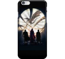 Benedict Cumberbatch 4 iconic characters iPhone Case/Skin