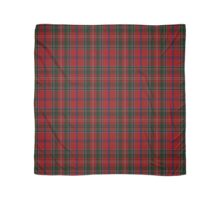 00409 Brown of Castledean Tartan  Scarf