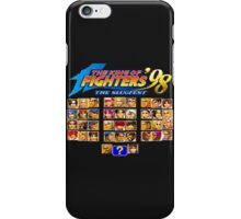 The King of Fighters '98 (Neo Geo) iPhone Case/Skin