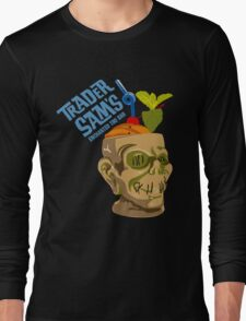 Tiki Bar Long Sleeve T-Shirt