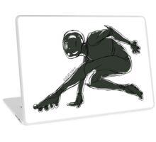 On the Run Laptop Skin