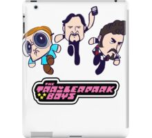 Bubbles,Julian,Ricky iPad Case/Skin