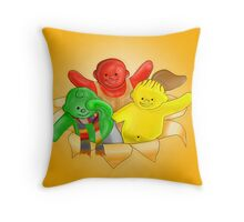 Jelly baby? Throw Pillow