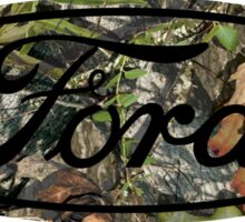 Ford Mossy Oak Sticker