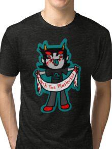 T3R3Z1: Check The Master List Tri-blend T-Shirt