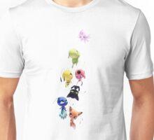 All kwami assemble! Unisex T-Shirt