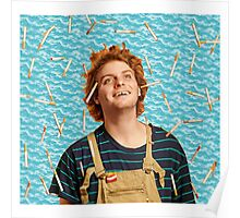 Mac Demarco and cigarettes Poster