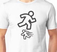 Shit! Wrong Way! Unisex T-Shirt