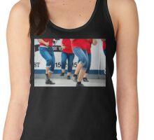 stomping legs Women's Tank Top