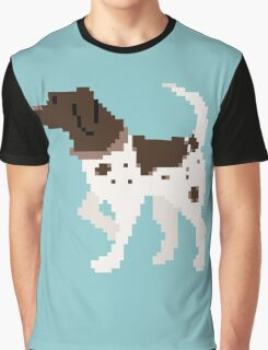 Pixel Pointer Graphic T-Shirt