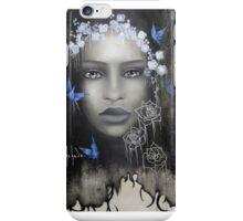 Blue bride iPhone Case/Skin