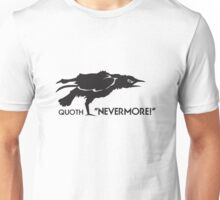 "Quoth the Rave ""Nevermore"" T-Shirt"