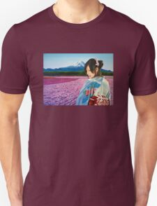 Spring in Japan Painting Unisex T-Shirt