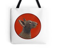 English Bull Terrier Dog Tote Bag