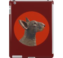 English Bull Terrier Dog iPad Case/Skin