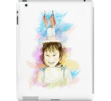 Little Miss Fourth Of July iPad Case/Skin