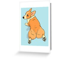 I'm Not Fat, I'm Fluffy Greeting Card