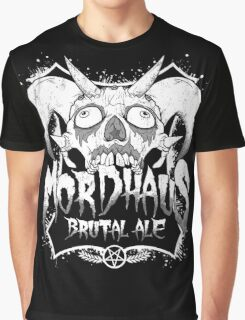 Brutal Ale Graphic T-Shirt