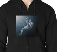 Gareth Bale - Real Madrid Zipped Hoodie