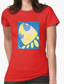 Septapus Womens Fitted T-Shirt