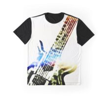 Music is vibrant Graphic T-Shirt
