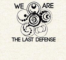 We are the last defense Hoodie