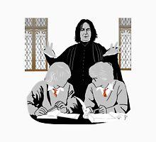 Discipline - Potter, Weasley, Snape Unisex T-Shirt