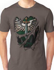 Dark Angels Armor Unisex T-Shirt