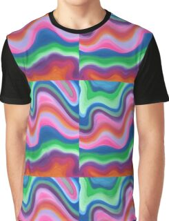 Kashmir Energy Painting  Graphic T-Shirt