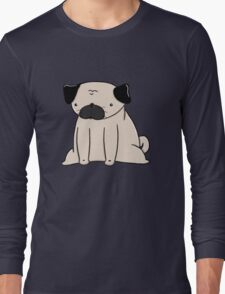 Fat pug  Long Sleeve T-Shirt
