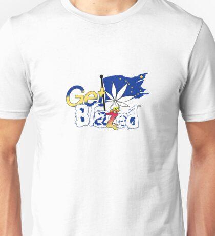 Get Blazed Alaska Unisex T-Shirt