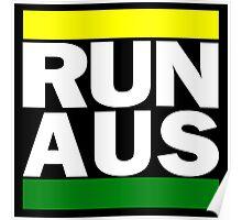 Australia RUN-DMC Style Design - Hip Hop Poster
