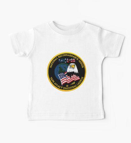 NRO Launch 28 ( NROL-28) Crest Baby Tee