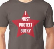 I Must Protect Bucky Unisex T-Shirt