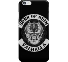 Sons of Odin iPhone Case/Skin