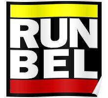 Belgium RUN-DMC Style Design - Hip Hop Poster