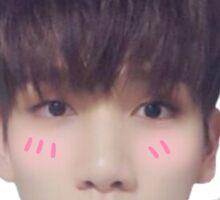 Cute sprout Hyuk | VIXX Sticker