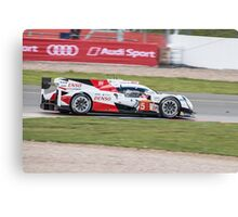 Toyota Gazoo Racing No 5 Canvas Print