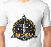 "NROL-20 Launch Team Crest ""Last of the Titans"" Unisex T-Shirt"