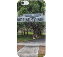 Tribute to the US Army Air Service Group  iPhone Case/Skin