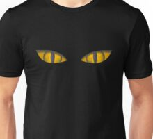Eyes in the dark Unisex T-Shirt