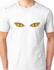 Eyes in the dark Unisex T-Shirt