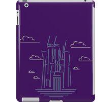 king´s castle iPad Case/Skin