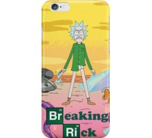 Breaking Rick Parody iPhone Case/Skin